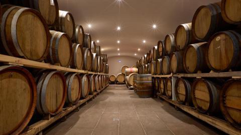 Karamolegos Winery-Santorini